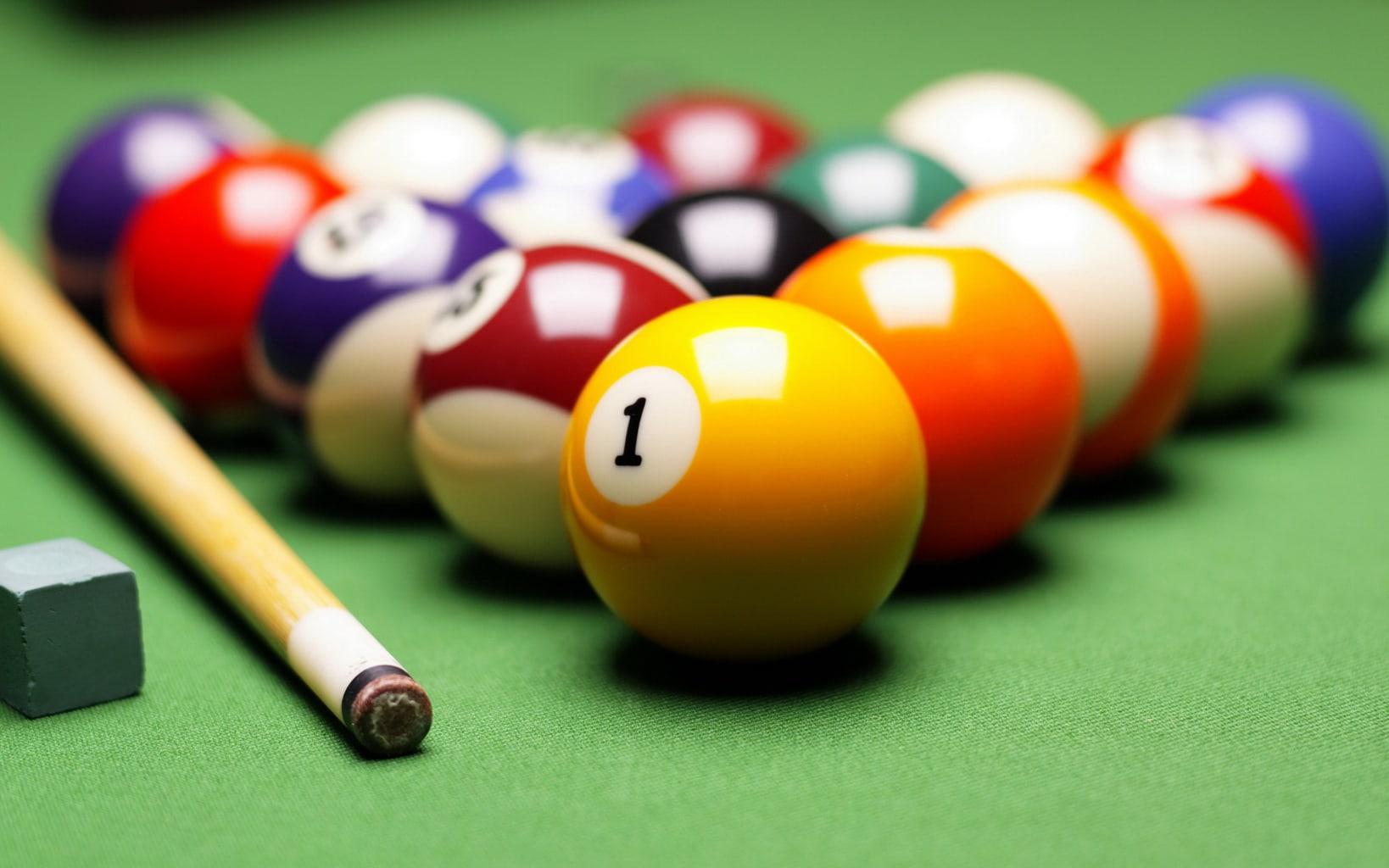 Image result for Billiards