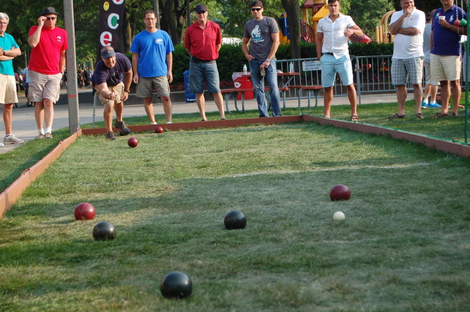 Image result for bocce""