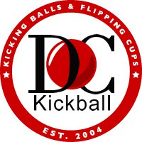 DC Kickball Logo