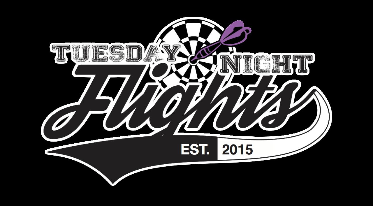 Tuesday Night Flights Logo