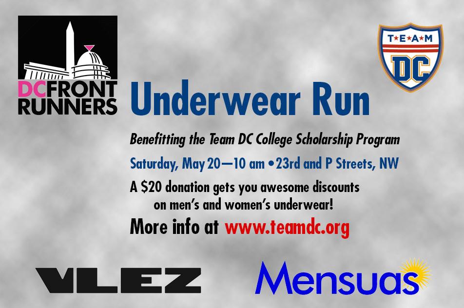 Underwear Fun Run