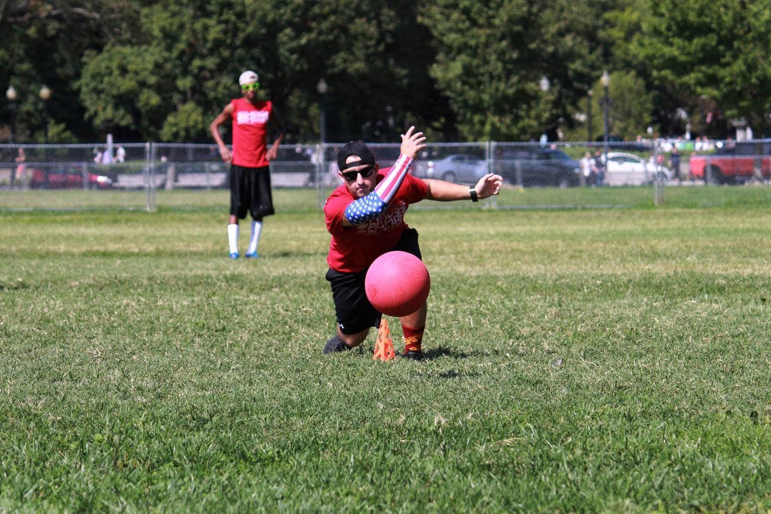 DC Kickball