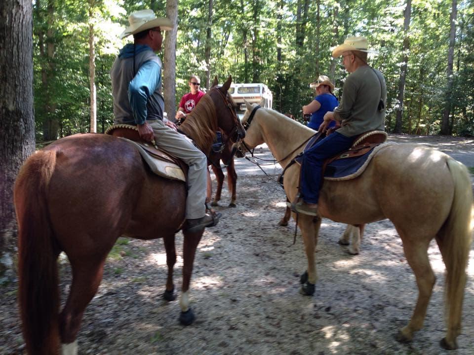 Asgra Horseback Rides Team Dc